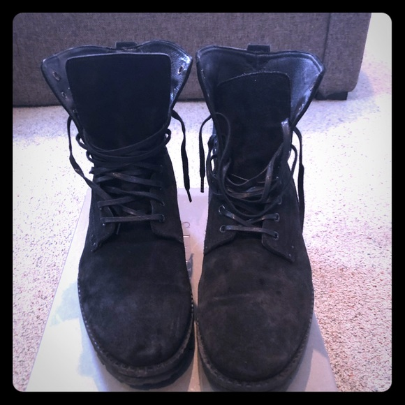 All Saints Other - Men's boot- with original box